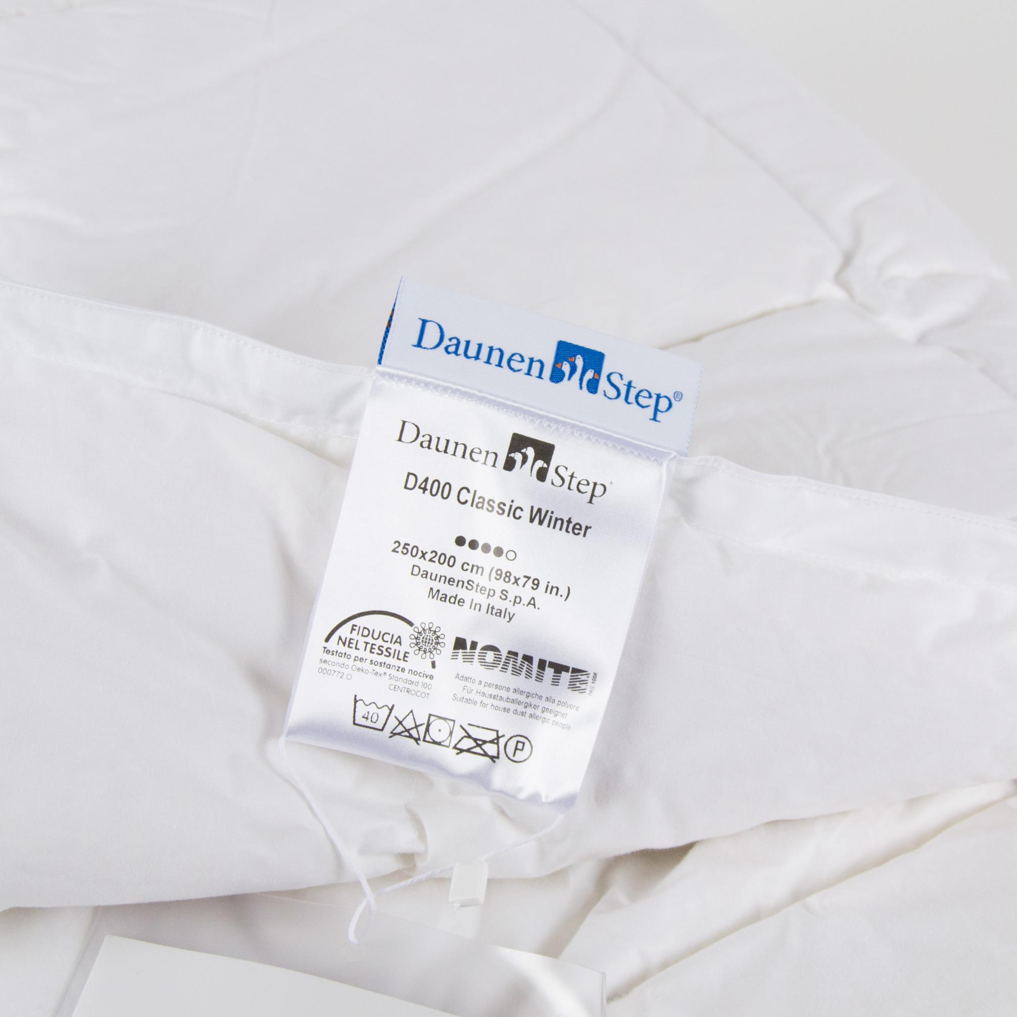 Piumino daunenstep d600 punto bianco - Ikea piumini d oca ...
